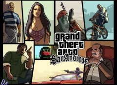 Wallpapers Video Games San Andreas