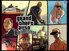 Wallpapers Video Games GTA San Andreas