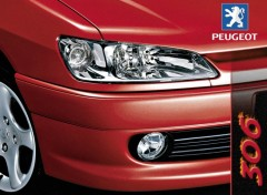Fonds d'�cran Voitures Peugeot 306 promo