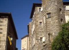 Wallpapers Trips : Europ pierre d'auvergne