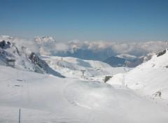 Fonds d'écran Nature Les 2 alpes