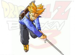 Wallpapers Video Games Trunks