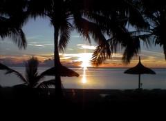 Fonds d'écran Nature Couché de soleil