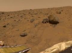 Fonds d'écran Espace La surface de Mars