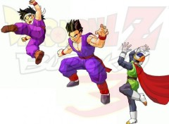 Wallpapers Video Games Gohan