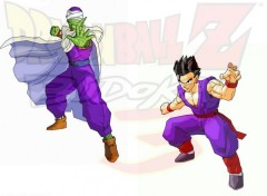 Wallpapers Video Games gohan et piccolo