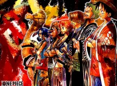 Wallpapers Manga Ruthay One Piece 02