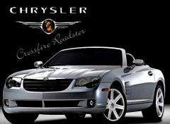 Fonds d'écran Voitures Crossfire Roadster 2005