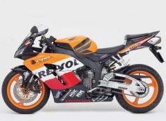 Fonds d'écran Motos Honda CBR 1000RR Repsol