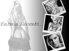 Wallpapers Charm Victoria Silvstedt