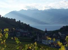 Fonds d'écran Voyages : Europe A coté de Lausanne