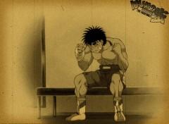 Fonds d'écran Manga Ruthay Hajime No Ippo 21