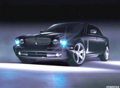 Wallpapers Cars Jaguar Concept8 (2004)