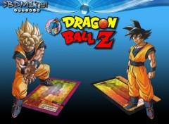 Fonds d'écran Manga artbook dbz