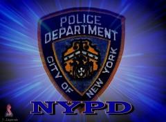 Wallpapers Digital Art NYPD - 9/11/2001