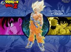 Fonds d'écran Manga goku