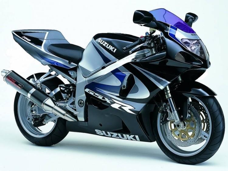 Fonds d'écran Motos Suzuki 750GSX-R