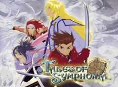 Fonds d'écran Jeux Vidéo Tales of symphonia