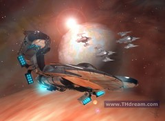 Wallpapers Fantasy and Science Fiction escorte