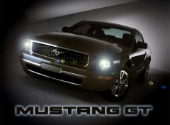 Wallpapers Cars Mustang 2005
