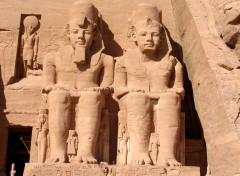 Wallpapers Trips : Africa Temple de Ramsès II à Abou Simbel