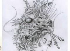 Fonds d'écran Art - Crayon Image sans titre N°88508