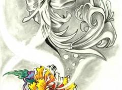 Fonds d'écran Art - Crayon