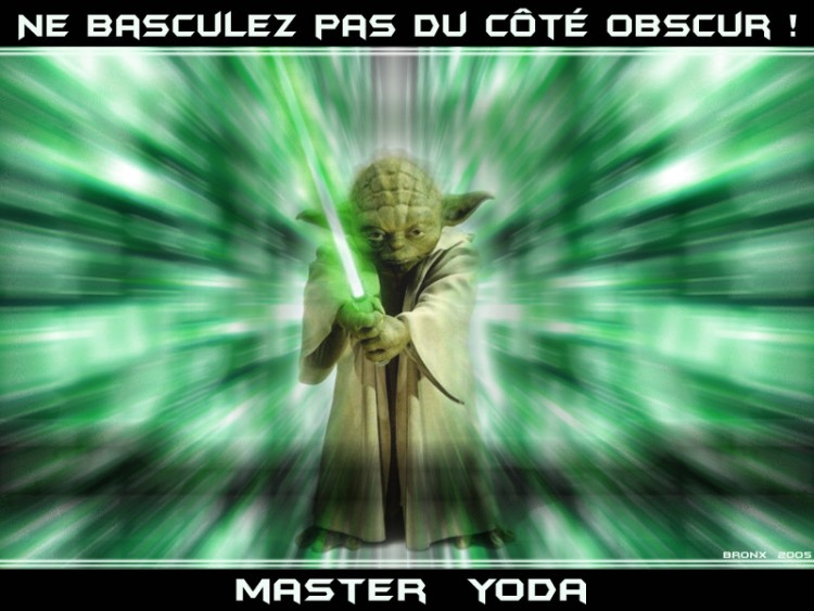Wallpapers Movies Star Wars master yoda