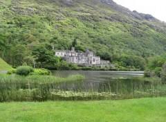Fonds d'écran Voyages : Europe Abbaye de Kylemore