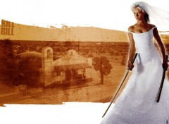 Wallpapers Movies Kill Bill - The Bride