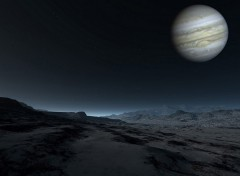Wallpapers Space Vue sur Jupiter