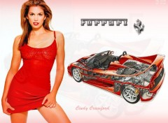 Wallpapers Cars Cindy love Ferrari