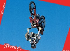 Wallpapers Motorbikes FMX3