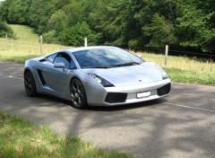 Fonds d'écran Voitures Lamborghini Gallardo