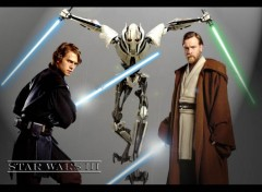 Fonds d'écran Cinéma La revanche des Sith!!