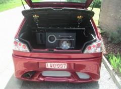 Fonds d'�cran Voitures Peugeot 306