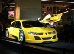 Fonds d'écran Voitures Renault Megane renault sport