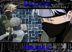 Fonds d'écran Manga Kakashi-sensei