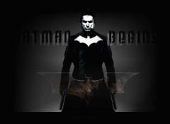 Fonds d'écran Cinéma Batman begins