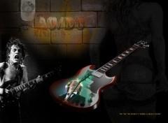 Fonds d'écran Musique special Angus
