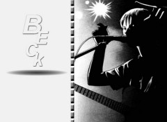 Fonds d'écran Manga Beck 4