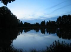 Fonds d'écran Nature Lac Bleu