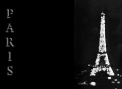 Fonds d'écran Voyages : Europe Tour Eiffel I