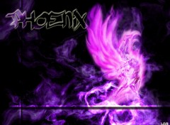 Wallpapers Fantasy and Science Fiction phoenix by RzL