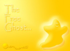 Wallpapers Digital Art the free ghost