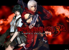 Wallpapers Video Games Devil May Cry 3 - 02