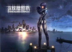 Fonds d'écran Jeux Vidéo Ghost In The Shell : Stand Alone Complex - 02