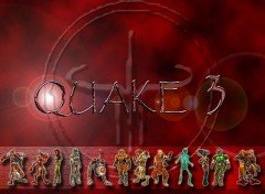 Wallpapers Video Games Quake : les gladiateurs