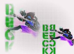 Fonds d'écran Manga La musique donne des ailes