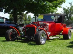 Fonds d'écran Voitures HOT ROD 1932